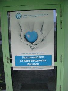 Herzvorsorge-Plakat