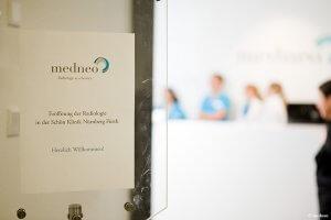 Eröffnungsfeier der Radiologie in der Schön Klinik Nürnberg Fürth