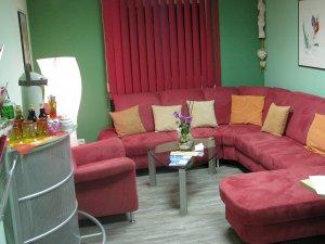 Warte- und Besprechungszimmer